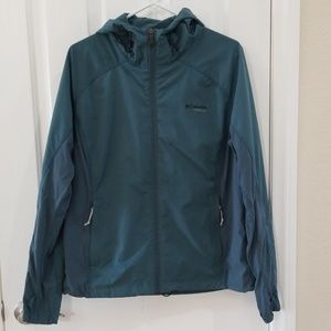Columbia Titanium Hooded Jacket Women's XL